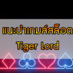 แนะนำเกมส์สล็อต Tiger Lord