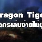 Dragon Tiger เสือมังกรเล่นง่ายไม่ยุ่งยาก