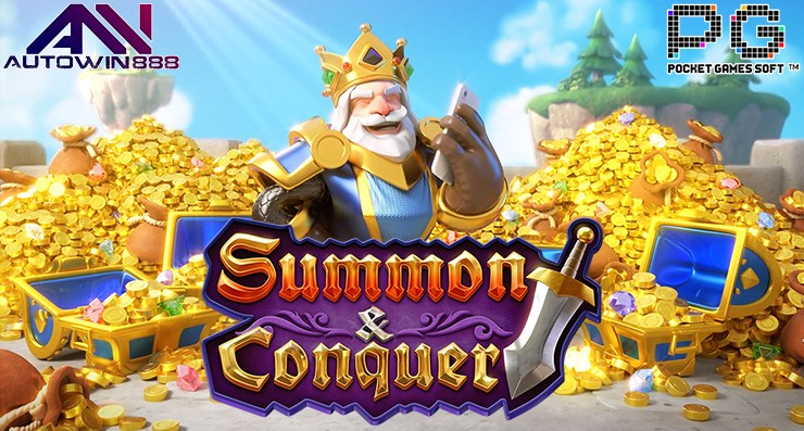 PGSLOT-Summon-Conque