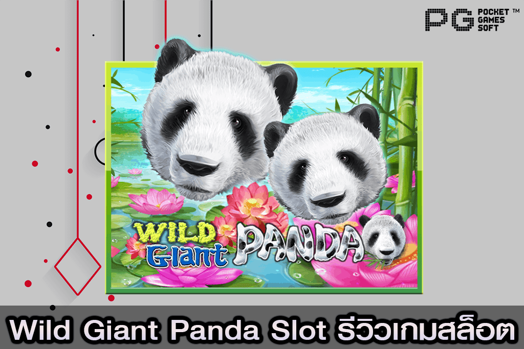 Wild Giant Panda Slot