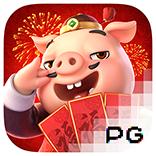 รีวิวเกมสล็อต Piggy Gold