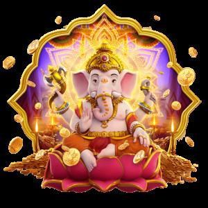 รีวิวเกมสล็อต Ganesha Gold