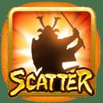 NinjavsSamurai S Scatter Samurai