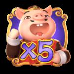 PiggyGold Multiplier x5