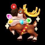 SantasGiftRush Reindeer