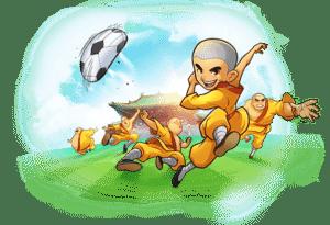 รีวิวเกมสล็อต Shaolin Soccer