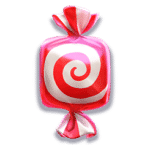 candy burst s warpped candy