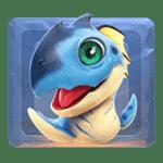 dragon hatch h blue
