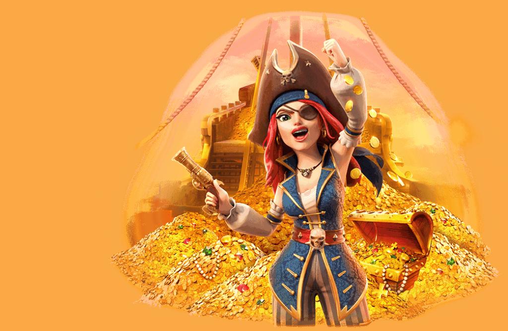 Queen of Bounty 1