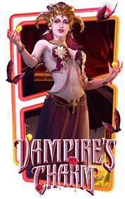 Vampire Charm Slot Header