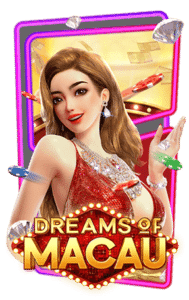 dream of macau Slot Header