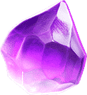 Galactic Gems purple