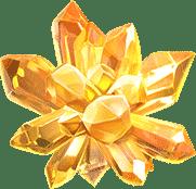 Galactic Gems gold