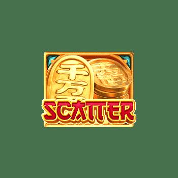 Lucky Neko Slot scatter