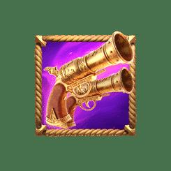 Queen of Bounty gun