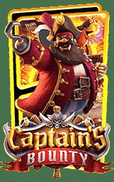 Captains Bounty Slot Header