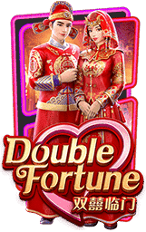 Double Fortune Slot Header