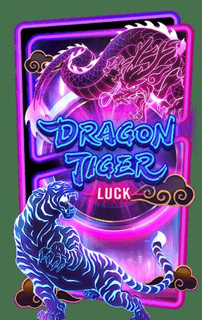 Dragon Tiger Luck Slot Header