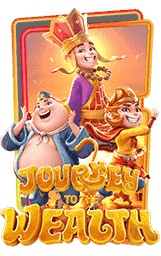 Journey To The Wealth Slot Header