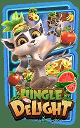 Jungle Delight Slot Header