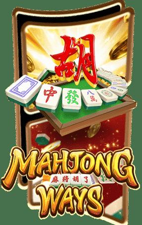 Mahjong Ways Slot Header