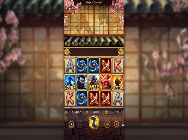 pg slot ninja-vs-samurai