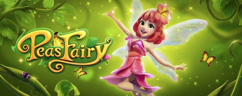 Slotpg 50 Peas Fairy slot