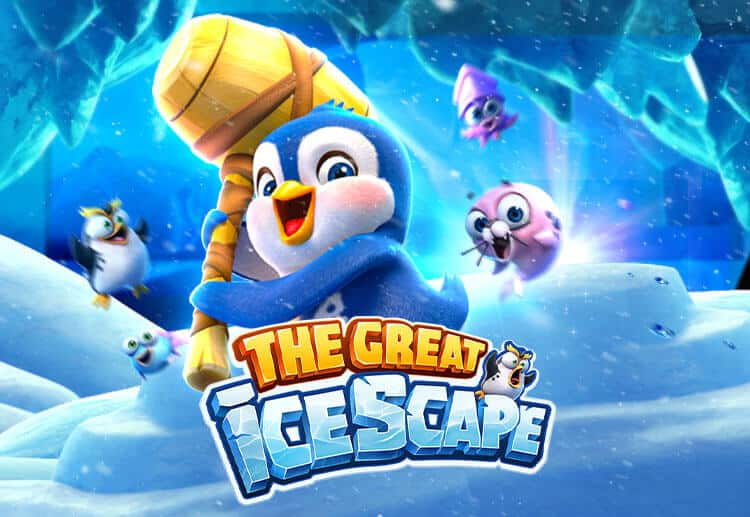 Pgslot สล็อต-THE-GREAT-ICESCAPE