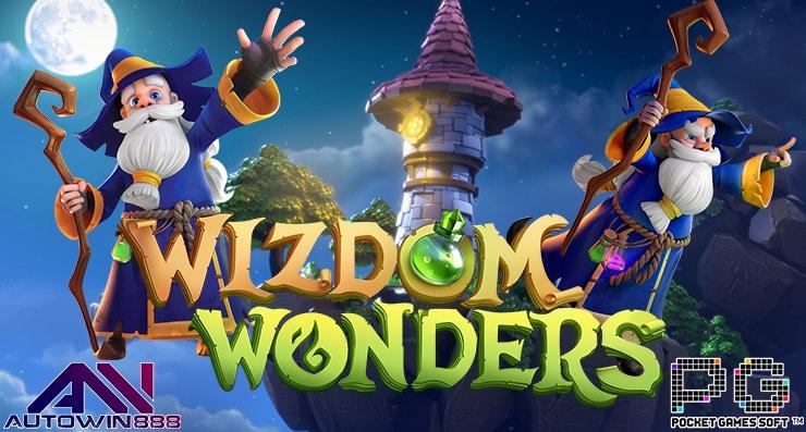 Slotpg 50 Wizdom-Wonders