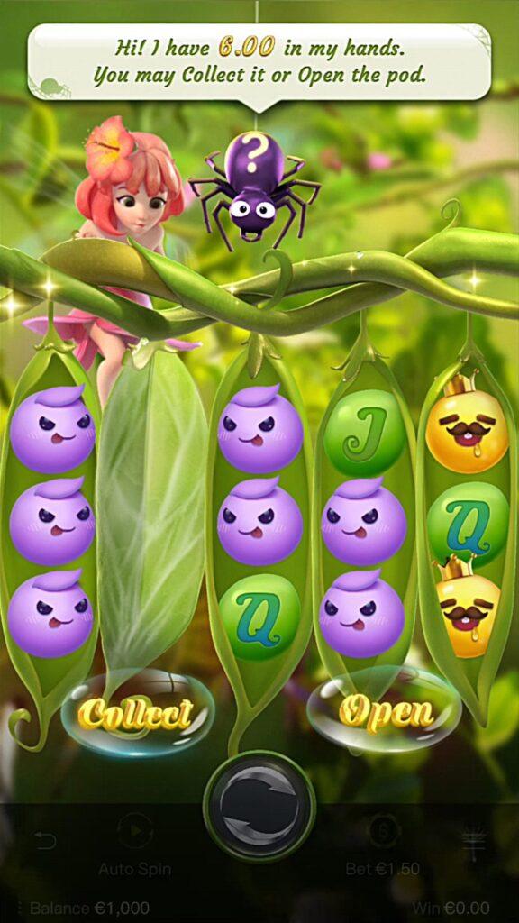 Peas Fairy Slot