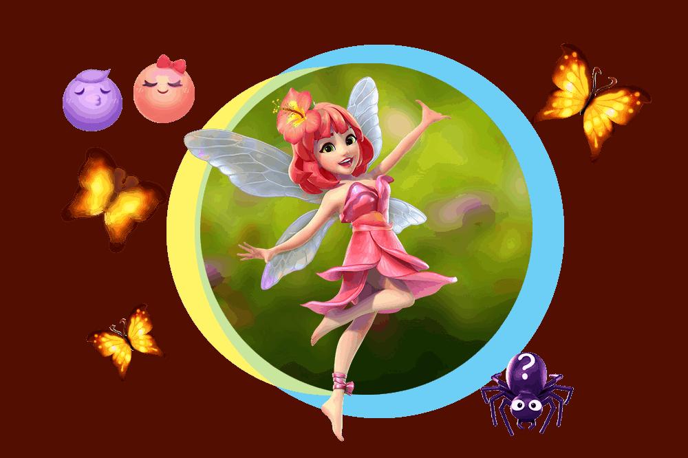 Peas Fairy 9