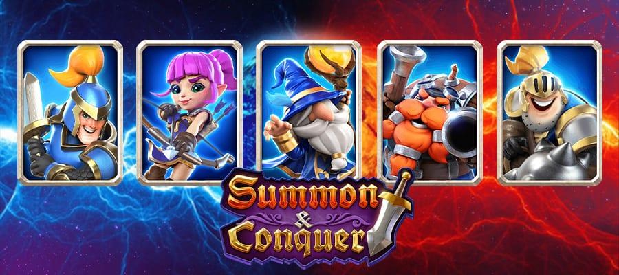 Summon Conquer 12