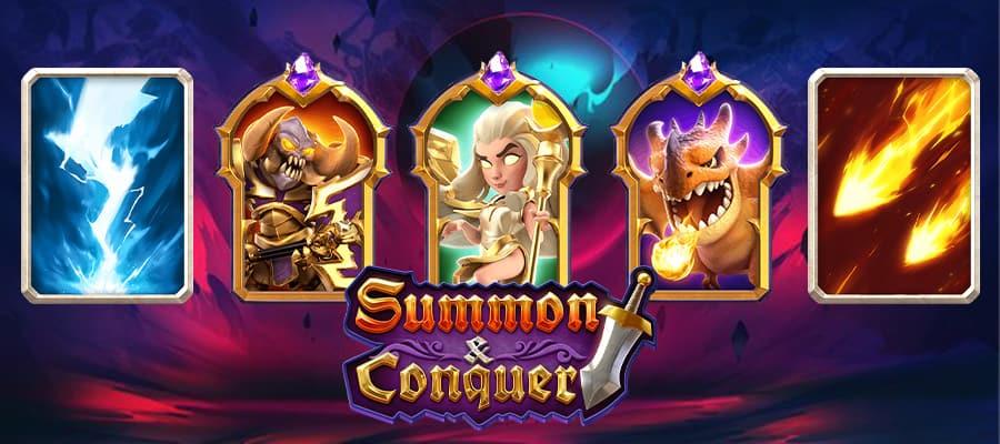 Summon Conquer 13