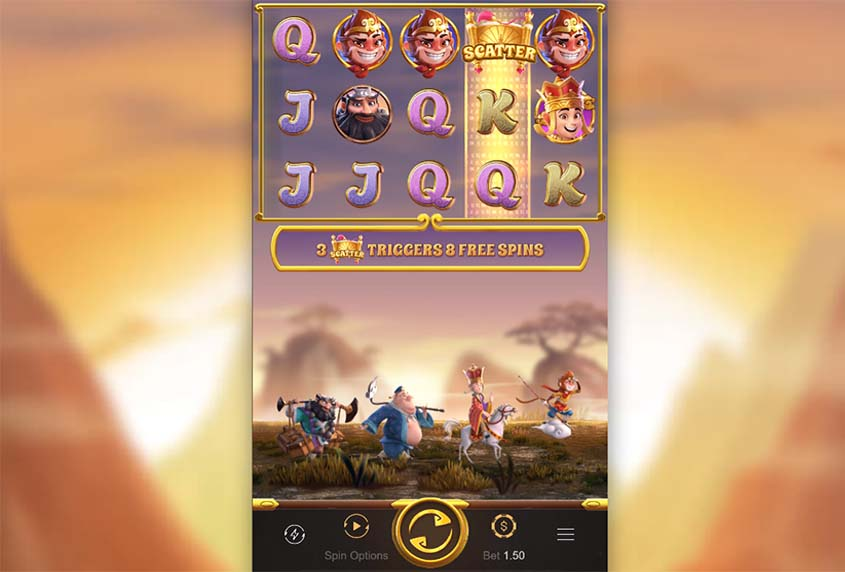 journey-to-the-wealth-PG SLOT