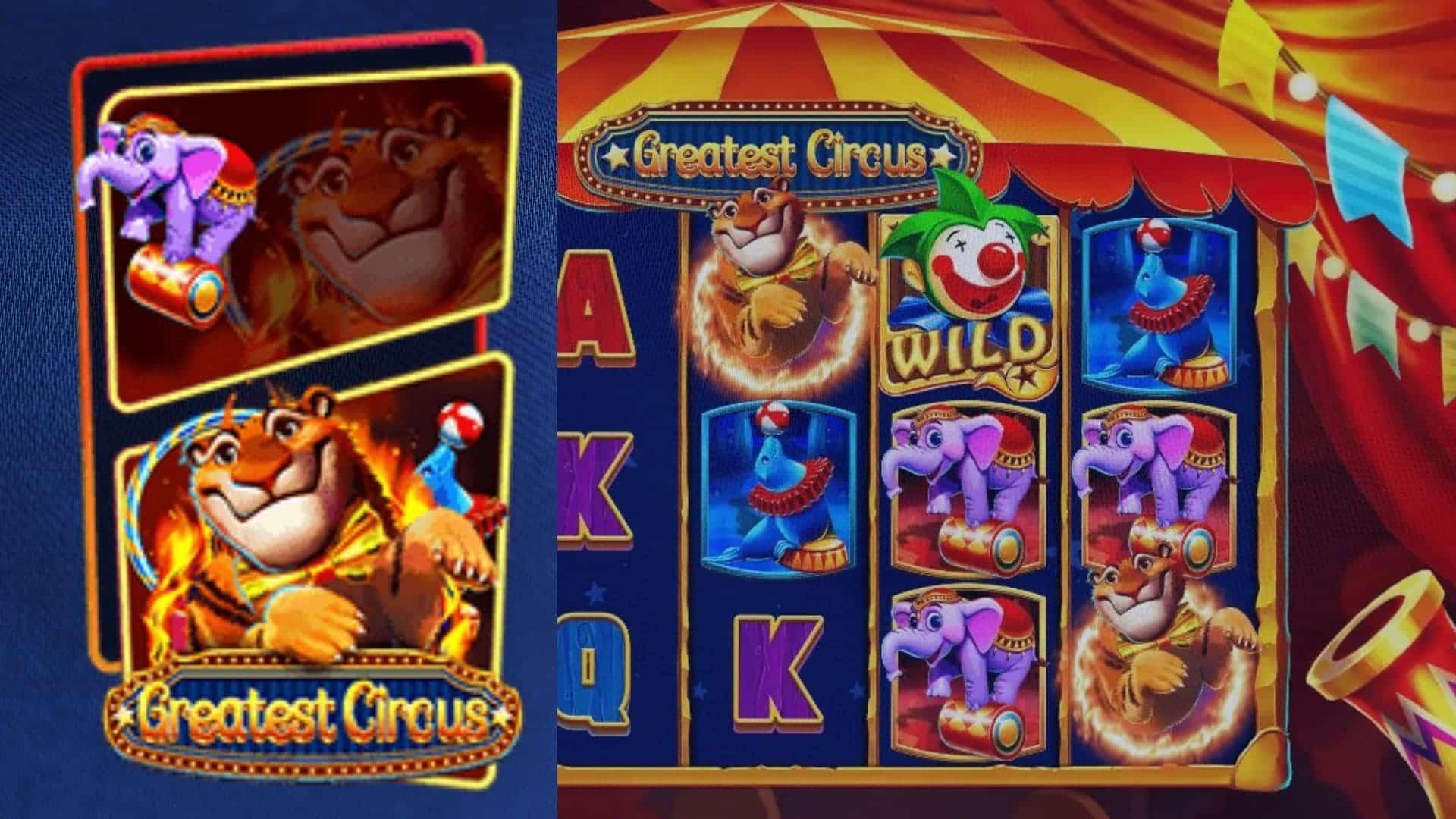 PGSLOT-Greatest-Circus