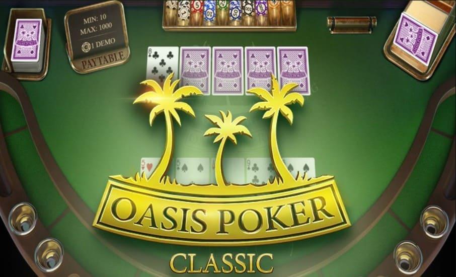 PGSLOT-Oasis-Poker-Classic